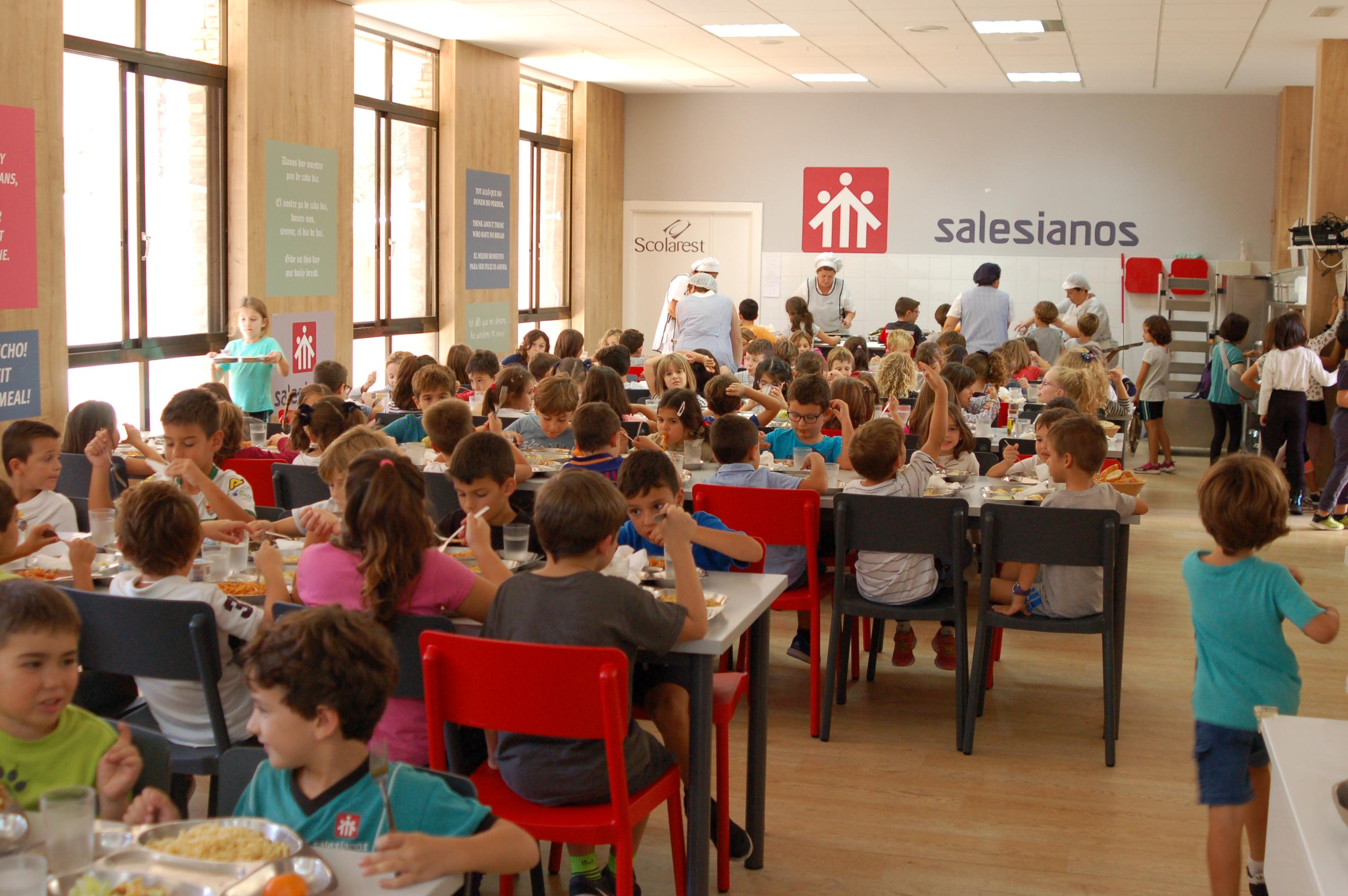 comedor | Colegio