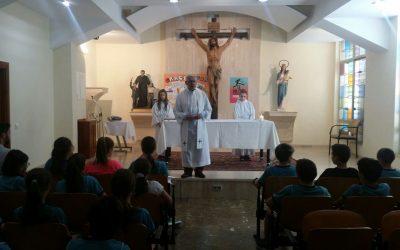 """Celebraciones de """"Comienzo de curso"""" En San Rafael"""