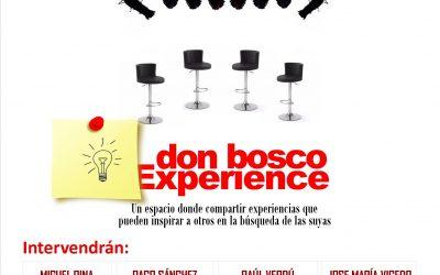 Una nueva edición del DBexperience, bajo el título 4 IDEAS para alcanzar un Sueño
