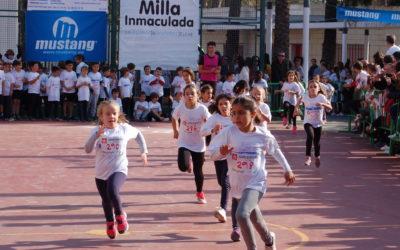 "XXXIII Milla Inmaculada ""Jornada deportiva y familiar"""