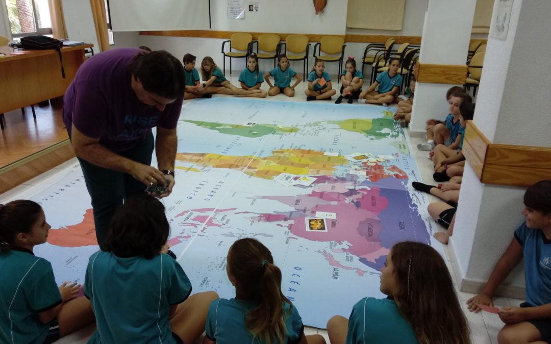 «No se trata solo de migrantes»: Talleres de sensibilización en San Rafael
