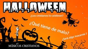 ¿Puede un cristiano celebrar Halloween?