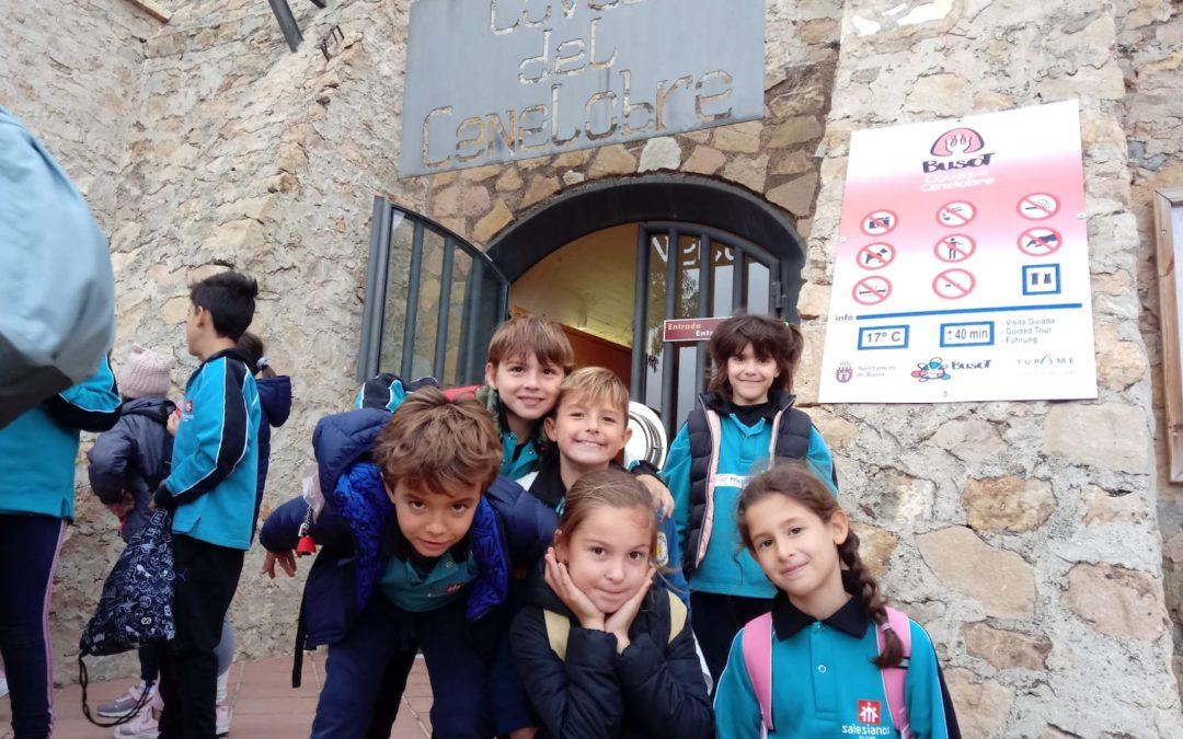 Visita a las Cuevas de Canelobre y la Fábrica de Turrón