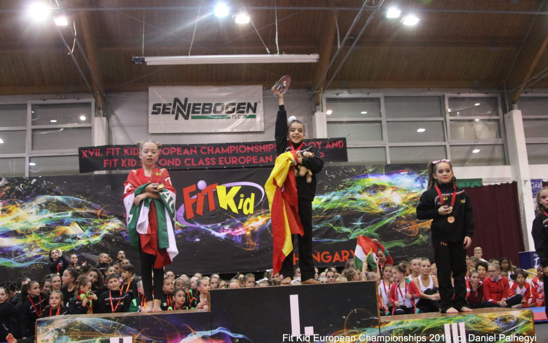 European Championship FITKID 2019