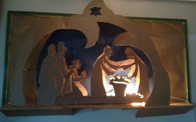 Celebracions d'advent i decoració nadalenca a Sant Josep Artesà
