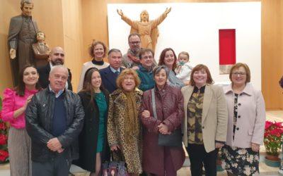 Promesa pública de fe de tres nuevos Salesianos Cooperadores en Elche